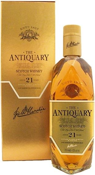 The Antiquary 21 Years Old