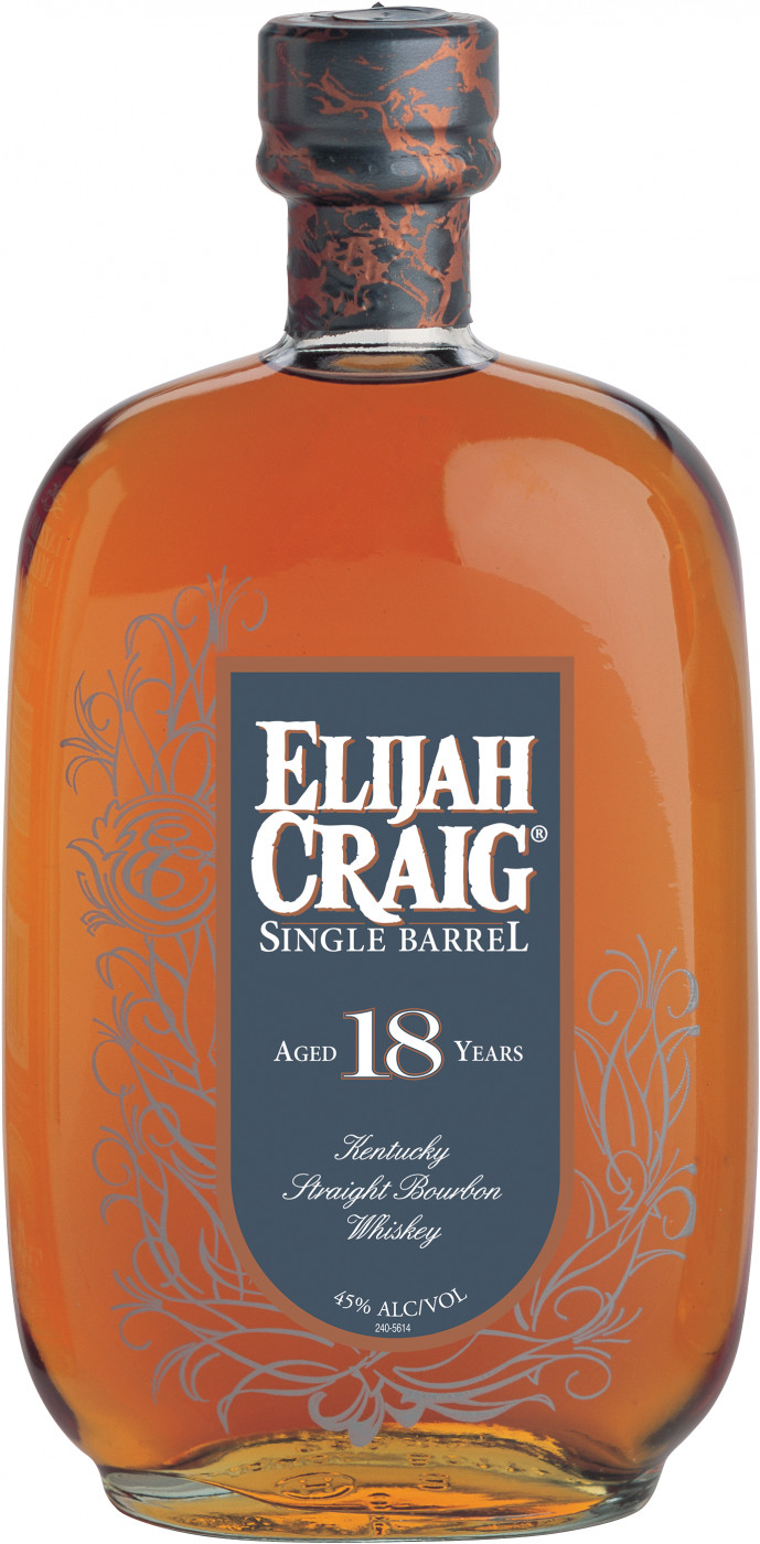 Elijah Craig Single Barrel 18yo