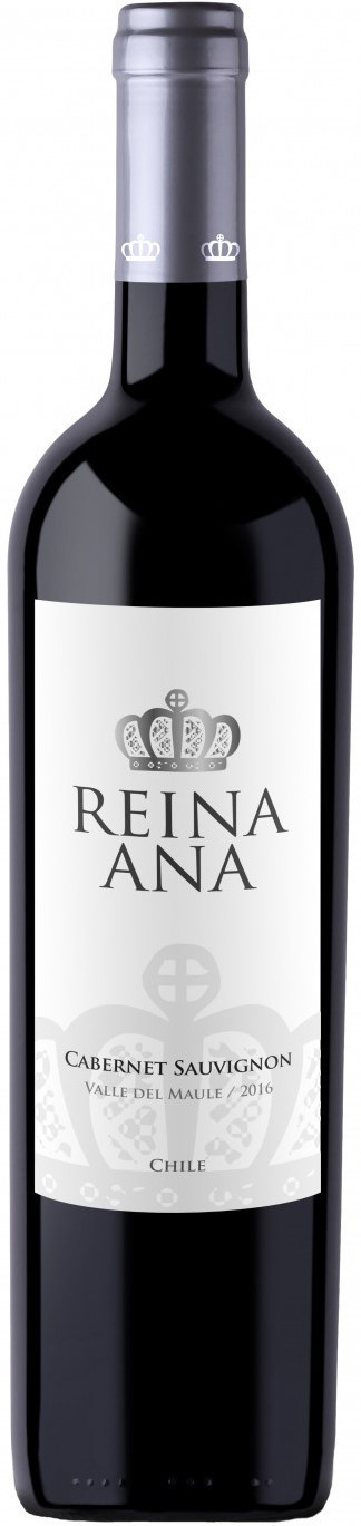 Bodegas y Vinedos de Aguirre Reina Ana Cabernet Sauvignon Central Valley DO 2016