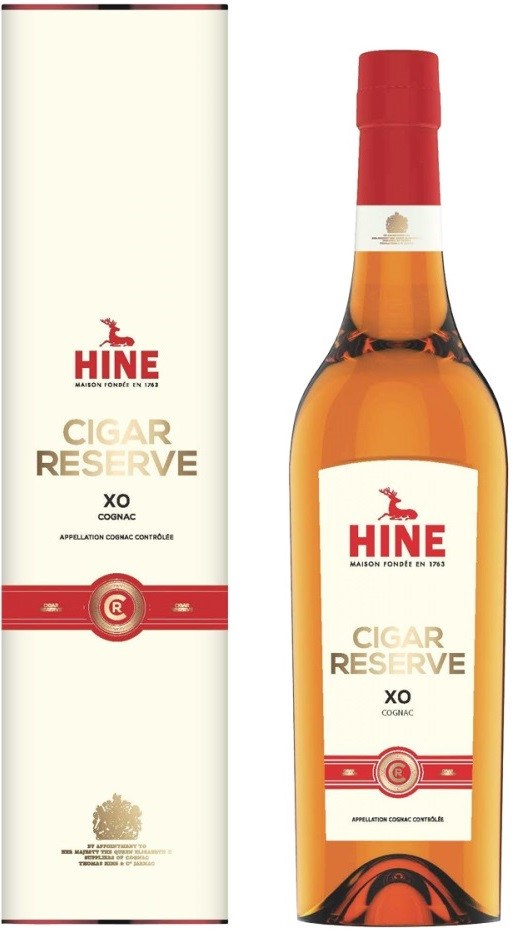 Hine Cigar Reserve with box 0.7 л