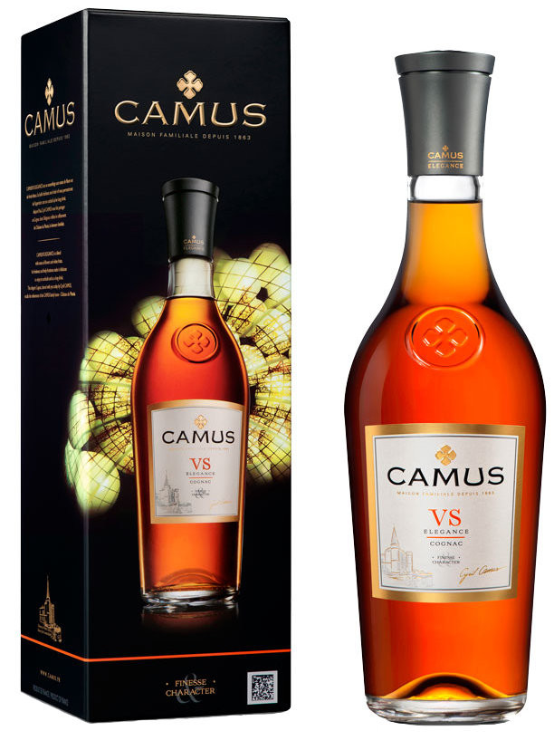 Camus, VS Elegance, gift box