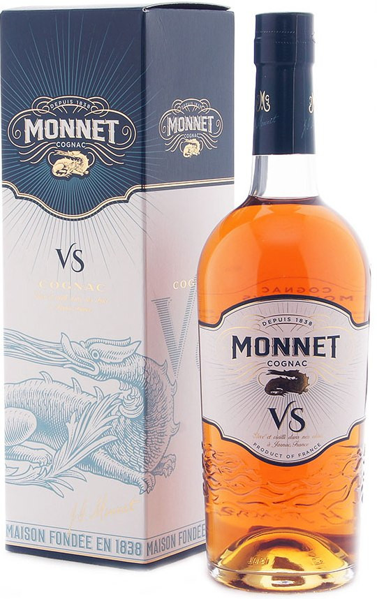 Monnet VS, gift box