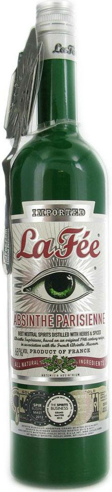 La Fee Absinthe Parisienne with spoo