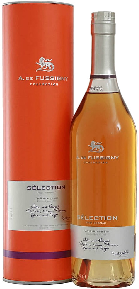 A. de Fussigny Selection gift tube 700 мл