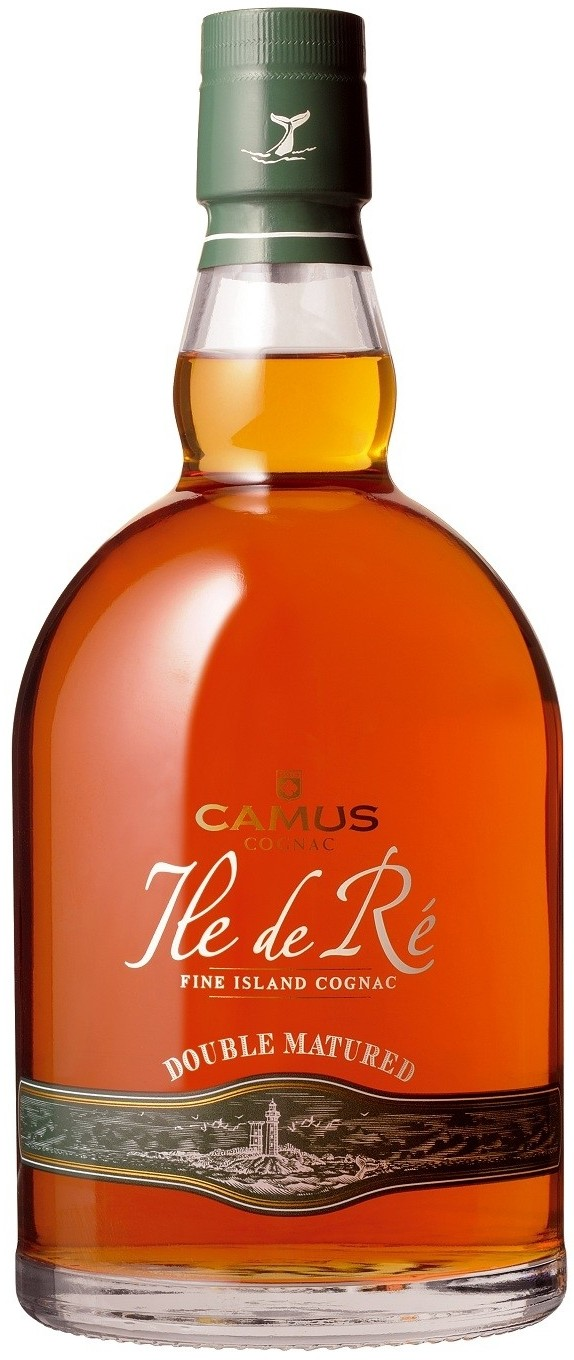 Camus Ile de Re Double Matured, gift box