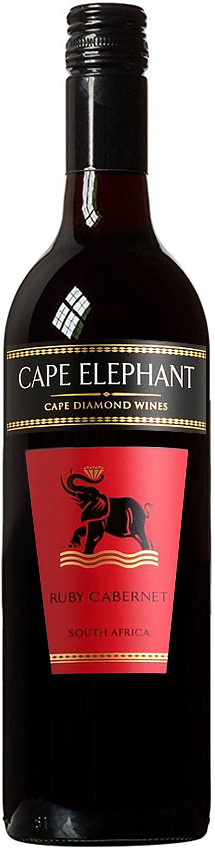 Cape Elephant Ruby Cabernet