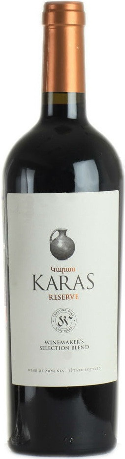 Armavir Vineyards Karas Reserve