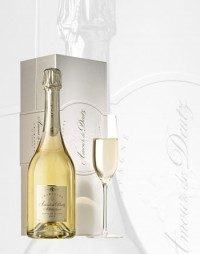 Amour de Deutz, Brut, Blanc, gift box with glasses