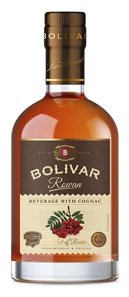 Bolivar, Rowanberry with cognac