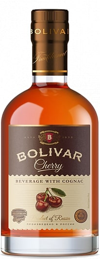 Bolivar, Cherri with cognac