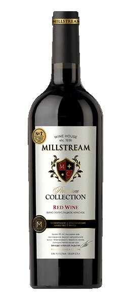 Millstream, Premium Collection, Red, Semisweet