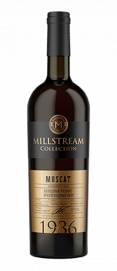 Millstream Collection, Export Gold, Muscat