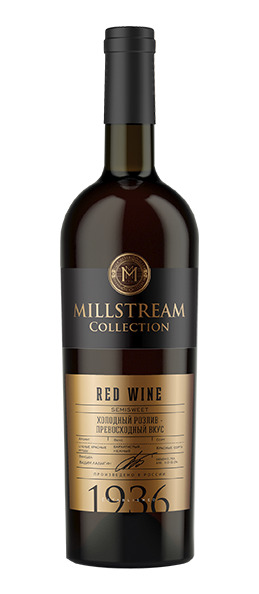 Millstream Collection, Export Gold, Red