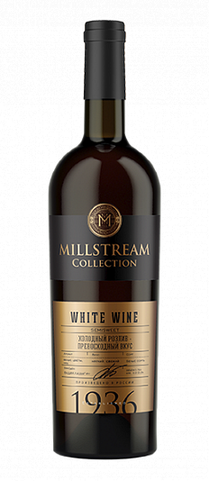 Millstream Collection, Export Gold, White