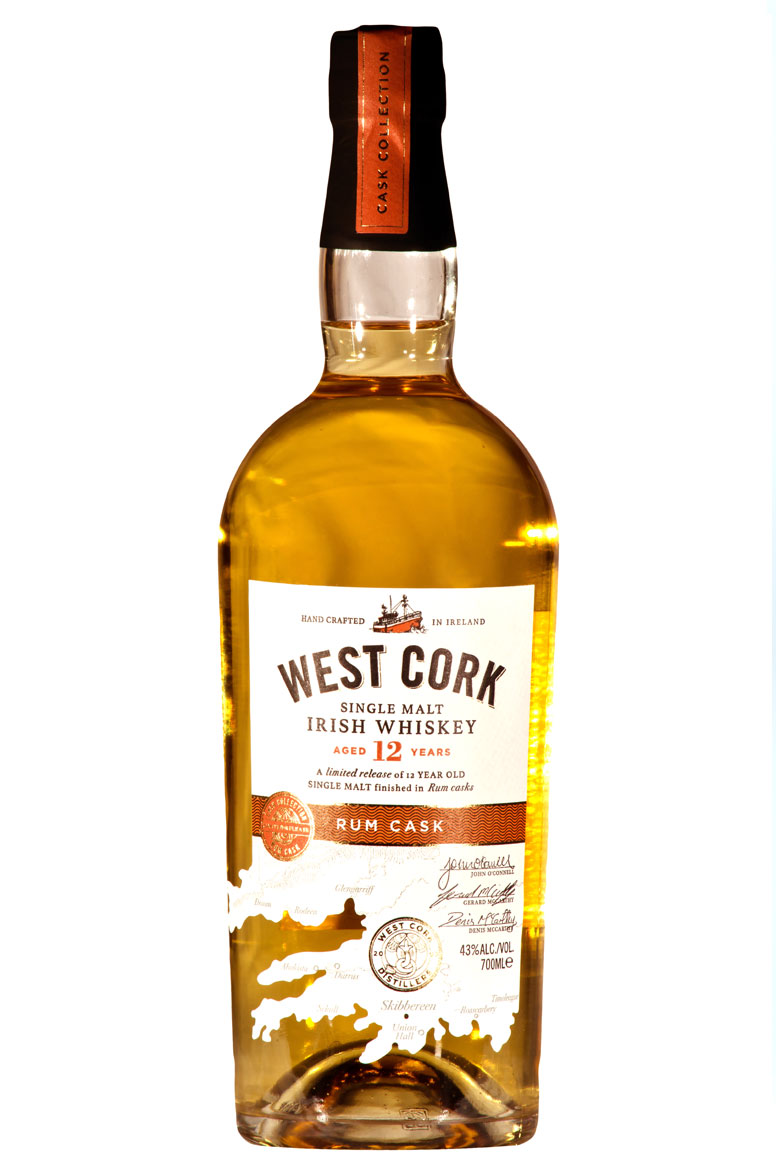 West Cork, Rum Cask, 12 Years