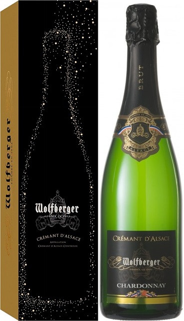 Wolfberger, Cremant d`Alsace, Chardonnay
