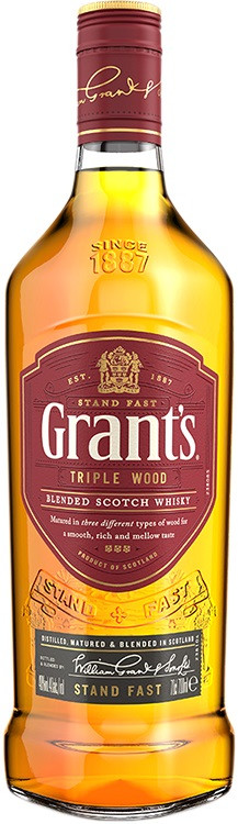 Grants Triple Wood