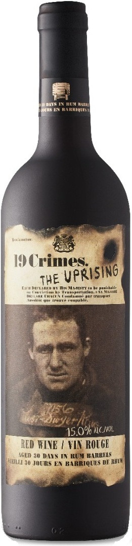19 Crimes, Uprising