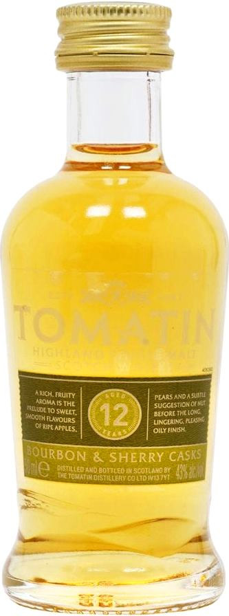 Tomatin, 12 Years Old