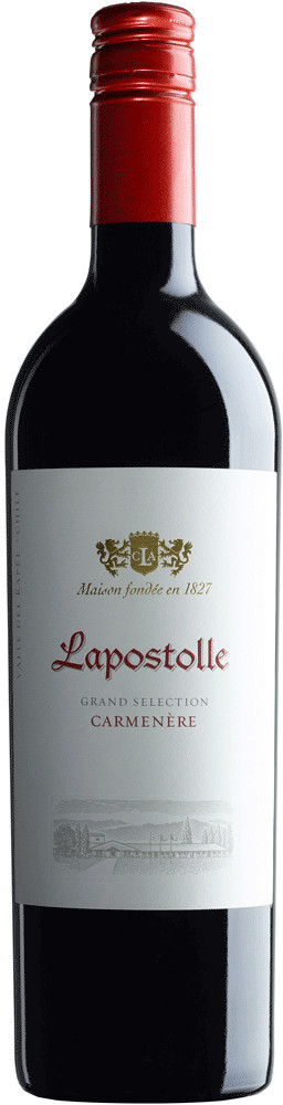 Lapostolle, Grand Selection, Carmenere | Ляпостоль, Гранд Селексьон, Карменере