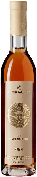 Alma Valley, Pinot Noir TBA