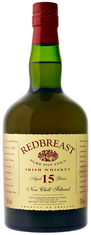Redbreast, 15 years