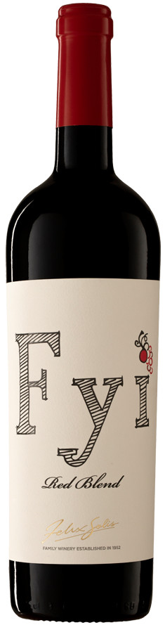 FYI, Red Blend
