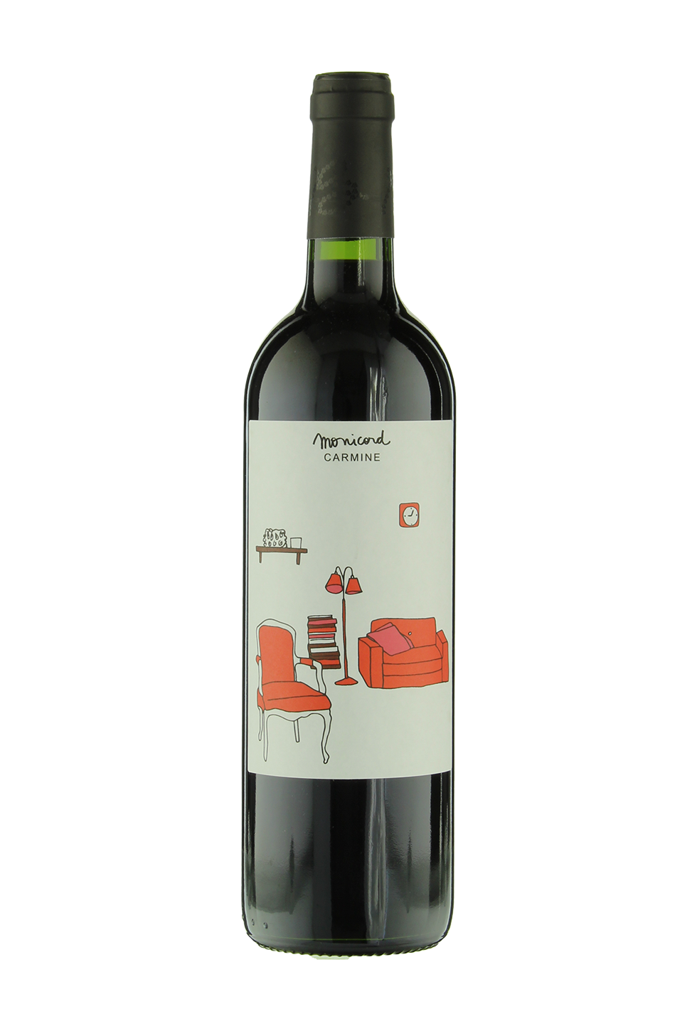 Carmine de Monicord Bordeaux Superieur