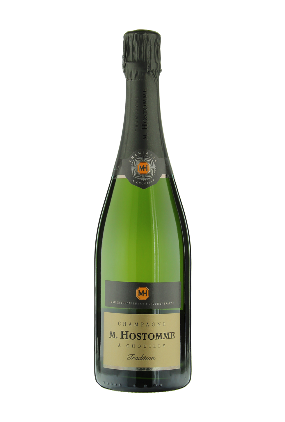 M. Hostomme Cuvee Tradition Brut Champagne