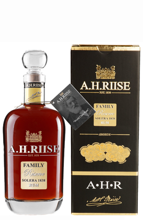 A.H. Riise Family Reserve 1838 Solera