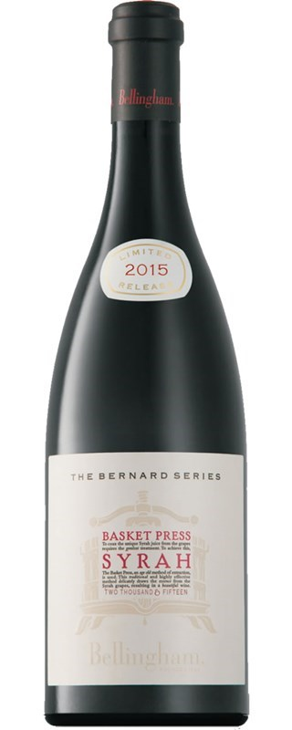 Bellingham Bernard Series Basket Press Syrah