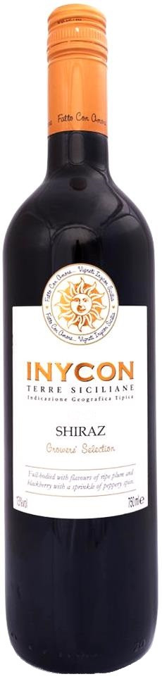Inycon, Growers Selection, Shiraz