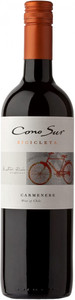 Cono Sur, Bicicleta, Carmenere, Central Valley