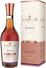 Camus, VSOP, Borderies, gift box | Камю, ВСОП, Бордери, п.у.