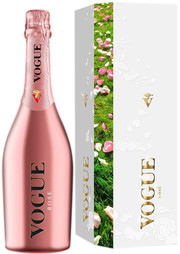 Vogue, Rose, Brut, gift box