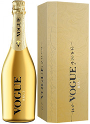 Vogue, White, Brut, gift box