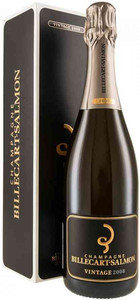 Billecart-Salmon, Extra Brut, 2008, gift box