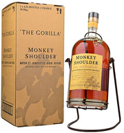 Monkey Shoulder, gift box with cradle
