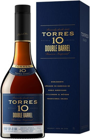 Torres 10, Double Barrel, gift box
