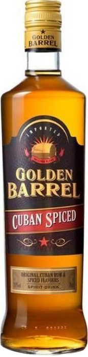 Golden Barrel, Cuban Spiced