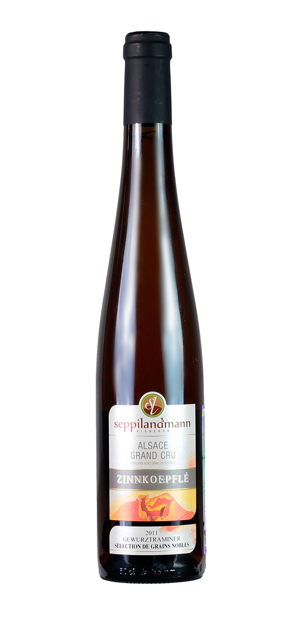 Seppi Landmann Gewurztraminer Zinnkoepfle  Grand Cru Selection de Grains Nobles