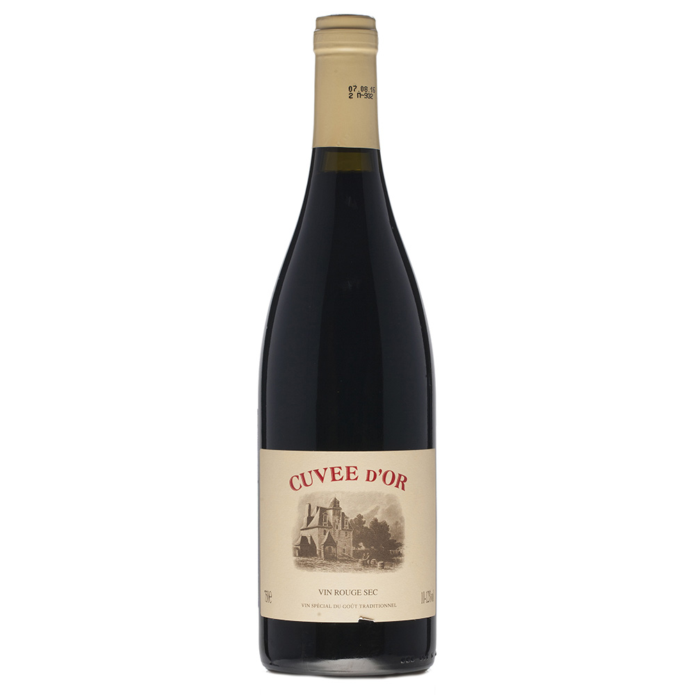 Cuvee d`Or, Rouge, Sec