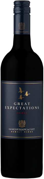 Goedverwacht Wine Estate, Great Expectations, Shiraz