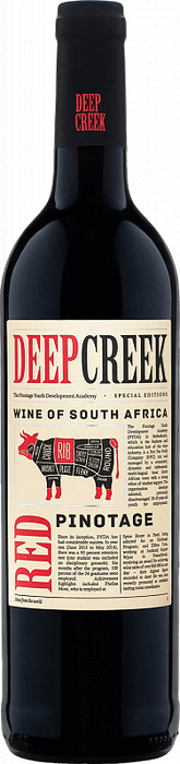 Deep Creek, Pinotage