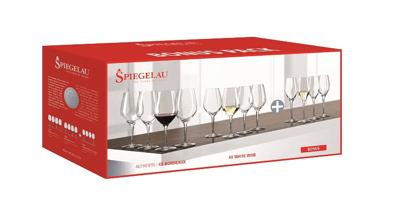 Spiegelau Authentis Set 4400192 (12 шт.)