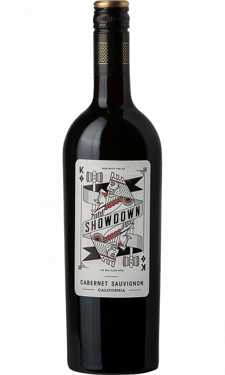 Showdown, Man With The Ax, Cabernet Sauvignon