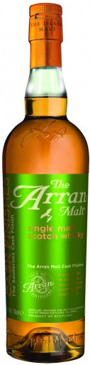Arran, Sauternes Cask Finish