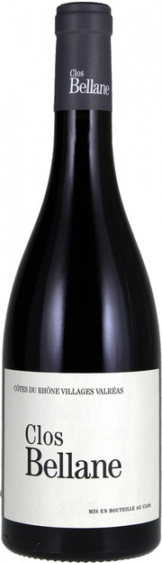 Clos Bellane, Cotes du Rhone Villages Valreas, Rouge