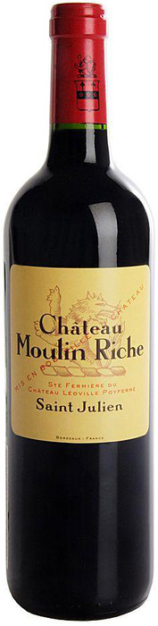 Chateau Moulin Riche, Saint-Julien