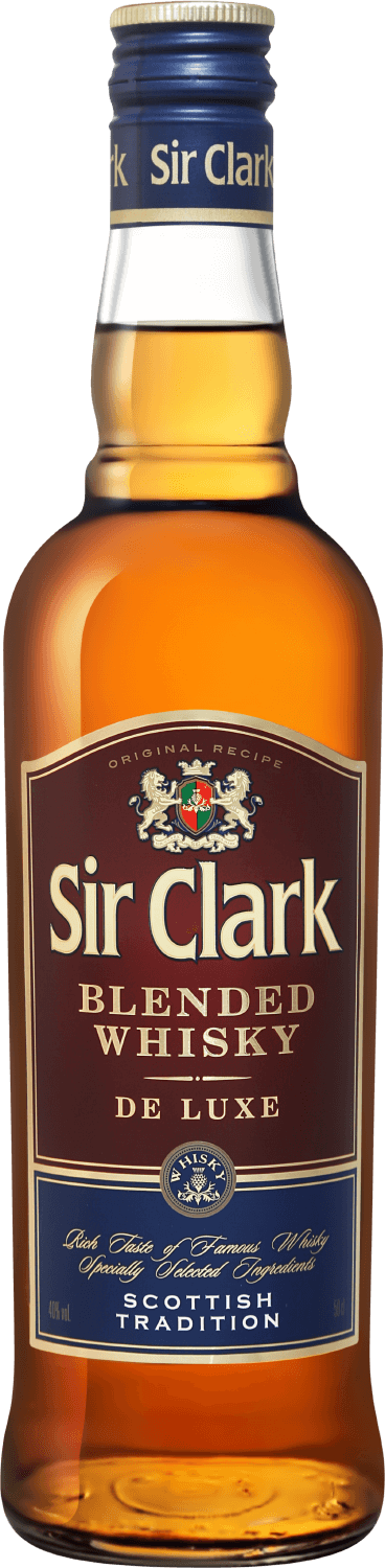 Sir Clark, Blended Whisky 3  Years Old